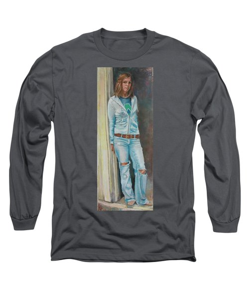 Favorite Jeans Long Sleeve T-Shirt