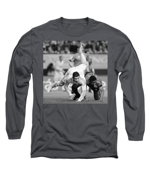 Cristiano Ronaldo 18 Long Sleeve T-Shirt