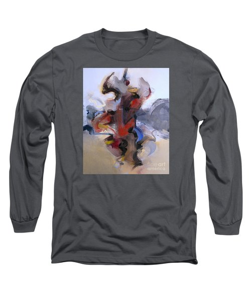 Fear Of Holding On Long Sleeve T-Shirt