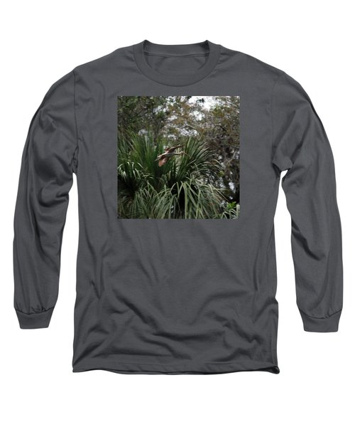 Feather 8-10 Long Sleeve T-Shirt by Skip Willits