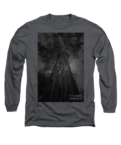 Feathered Bark Long Sleeve T-Shirt