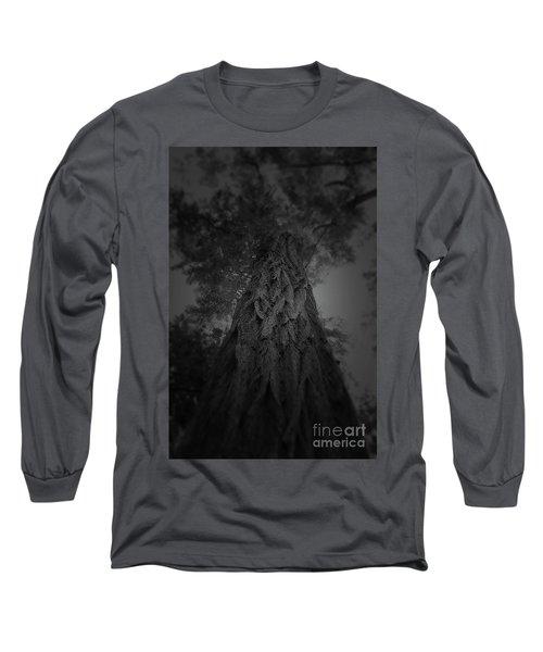Feathered Bark Long Sleeve T-Shirt