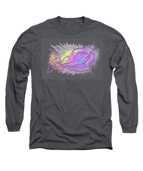Feathered Daydreams Long Sleeve T-Shirt