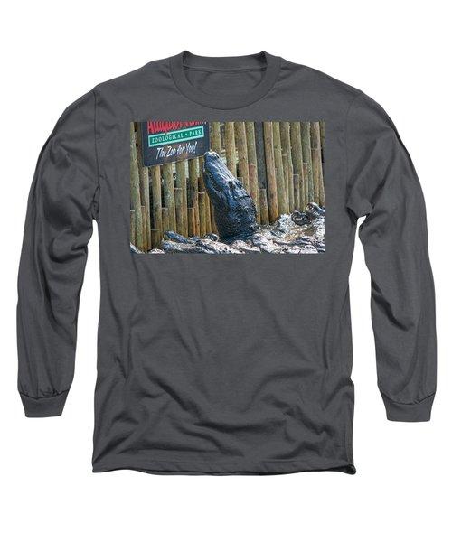 Feed Me Long Sleeve T-Shirt