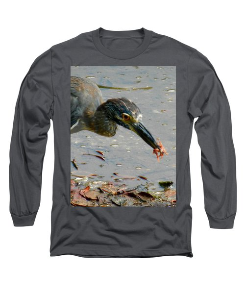 Feeding  Long Sleeve T-Shirt