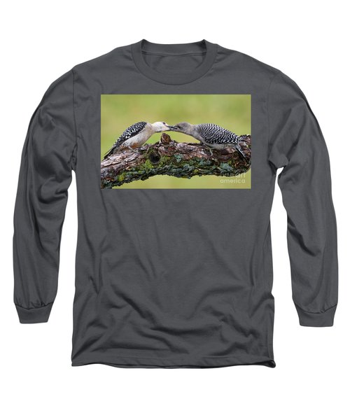 Feeding Time Long Sleeve T-Shirt