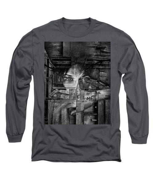 Feel Me Long Sleeve T-Shirt