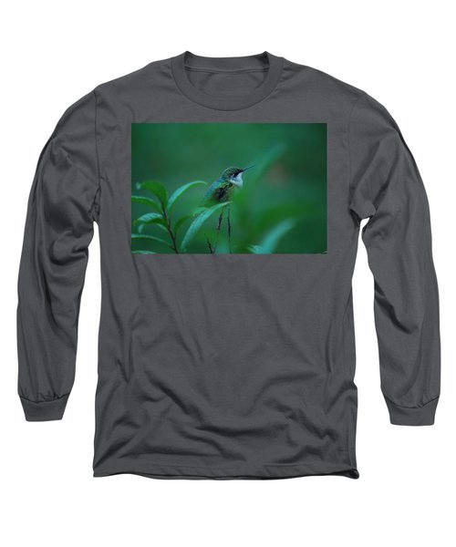 Feeling Green Long Sleeve T-Shirt