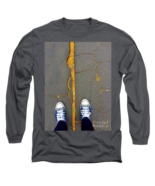 Feet Around The World #26 Long Sleeve T-Shirt