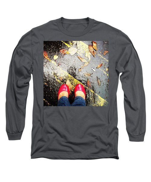 Feet Around The World #29 Long Sleeve T-Shirt