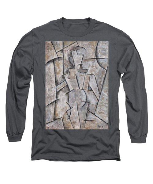 Femme Jolie Long Sleeve T-Shirt by Trish Toro