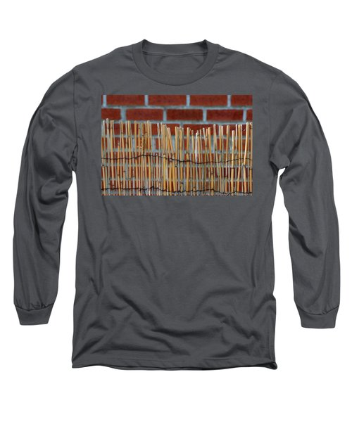 Fencing In The Wall Long Sleeve T-Shirt