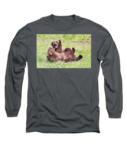 Ferocious Long Sleeve T-Shirt