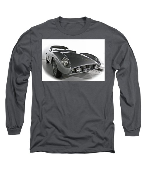 Ferrari Classic 3 Long Sleeve T-Shirt