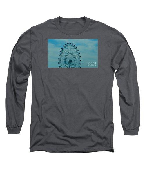 Ferris Wheel Fun Long Sleeve T-Shirt