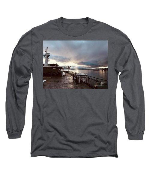 Ferry Morning Long Sleeve T-Shirt