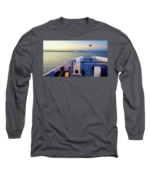 Ferry On Long Sleeve T-Shirt