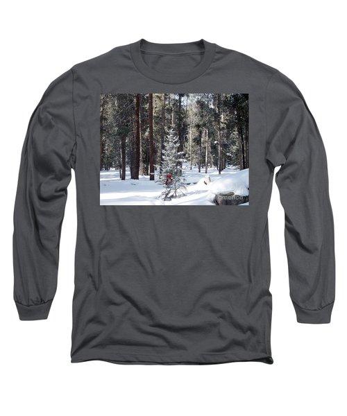 Festive Forest Long Sleeve T-Shirt