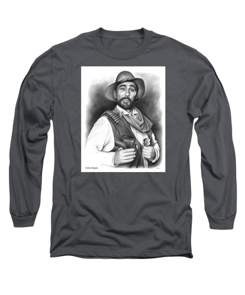 Festus Haggen Long Sleeve T-Shirt