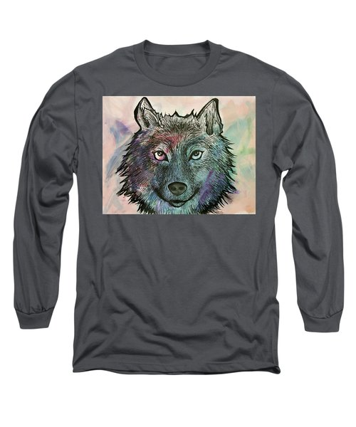 Fierce And Wise Long Sleeve T-Shirt