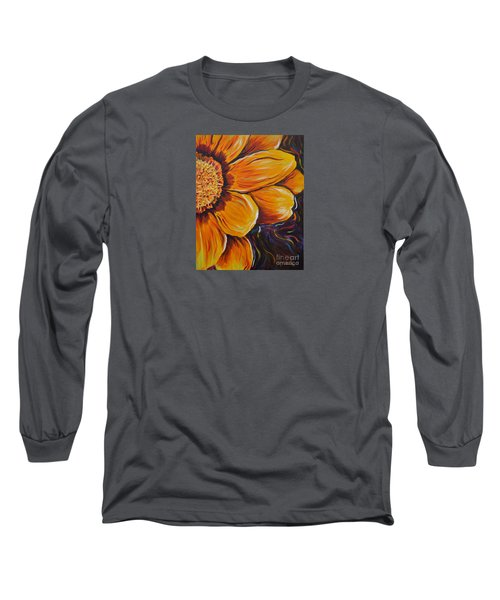 Long Sleeve T-Shirt featuring the painting Fiesta Of Courage by Lisa Fiedler Jaworski