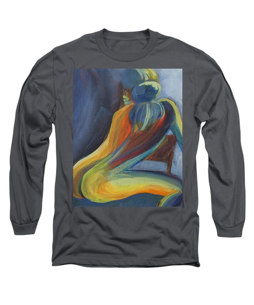 Figure II Long Sleeve T-Shirt