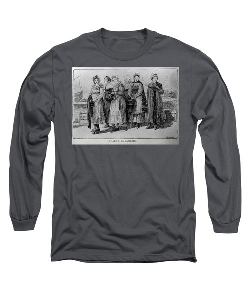Filles A La Cassette Long Sleeve T-Shirt
