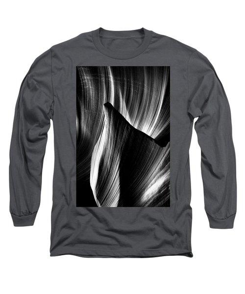 Fin Long Sleeve T-Shirt by David Cote