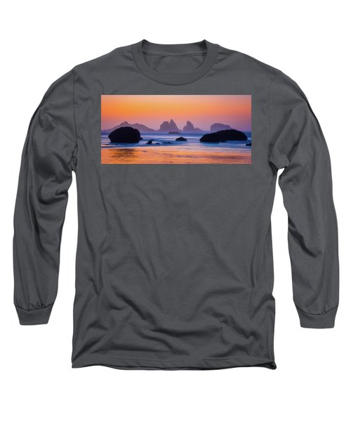 Long Sleeve T-Shirt featuring the photograph Final Moments by Darren White