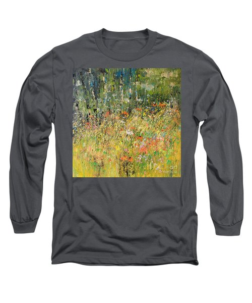 Find Me Where The Wild Things Are Long Sleeve T-Shirt