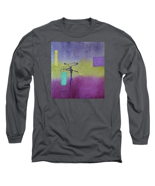Finding Balance Long Sleeve T-Shirt by Becky Chappell