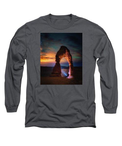 Finding Heaven Long Sleeve T-Shirt