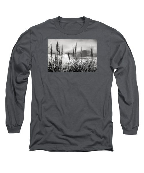 Fine Art Black And White-188 Long Sleeve T-Shirt