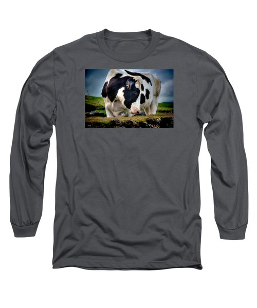 Fine Art Colour-136 Long Sleeve T-Shirt