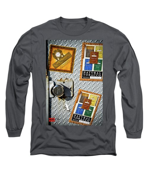 Fine Smokes Long Sleeve T-Shirt by Rennie RenWah