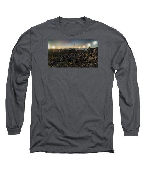 Finger Mountain Solstice Long Sleeve T-Shirt