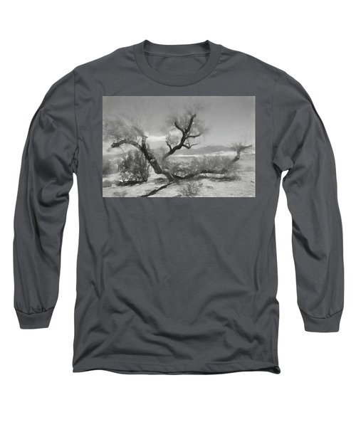 Fingers Long Sleeve T-Shirt