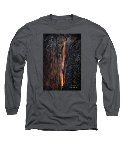 Fire Fall Long Sleeve T-Shirt