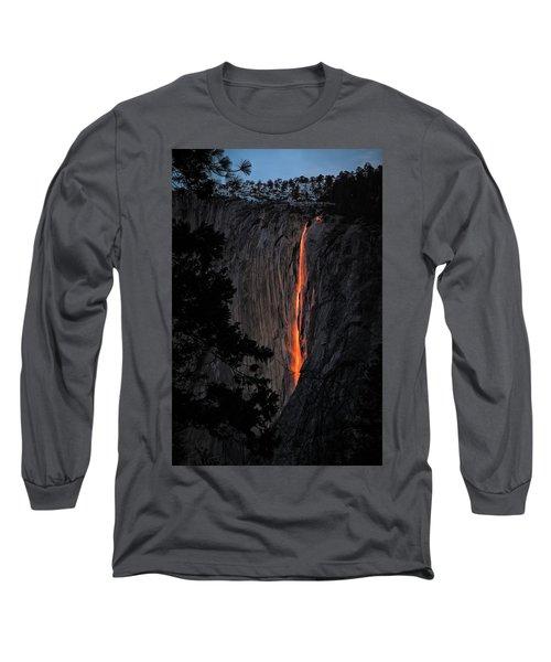 Fire Fall Long Sleeve T-Shirt