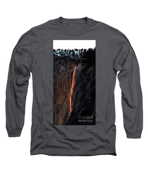 Fire Falls - 2016 Long Sleeve T-Shirt