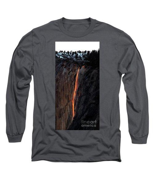 Fire Falls - 2016 Long Sleeve T-Shirt
