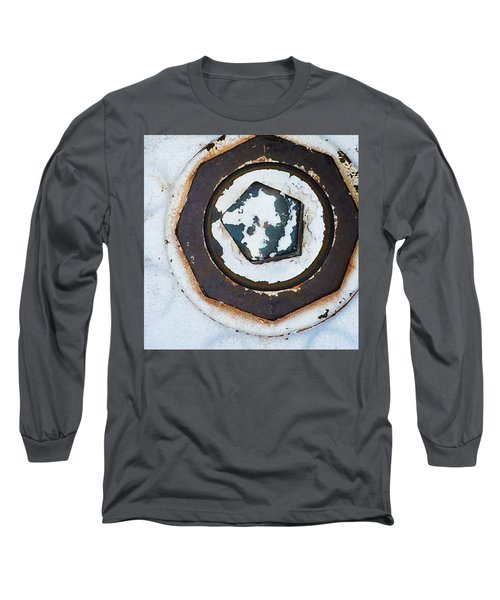 Fire Hydrant 9 Long Sleeve T-Shirt by Suzanne Lorenz