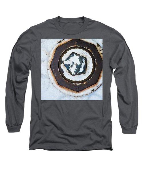 Fire Hydrant 9 Long Sleeve T-Shirt