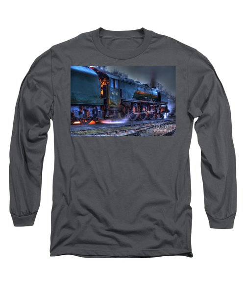 Fire In Her Belly Long Sleeve T-Shirt