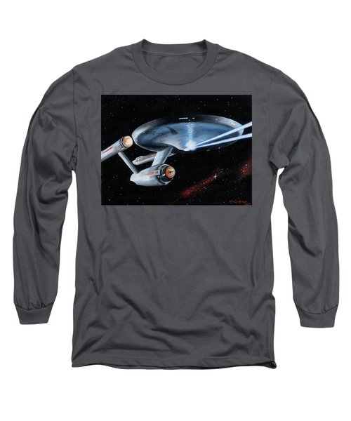 Fire Phasers Long Sleeve T-Shirt