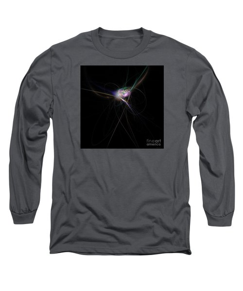 Firefly Scribble  Long Sleeve T-Shirt