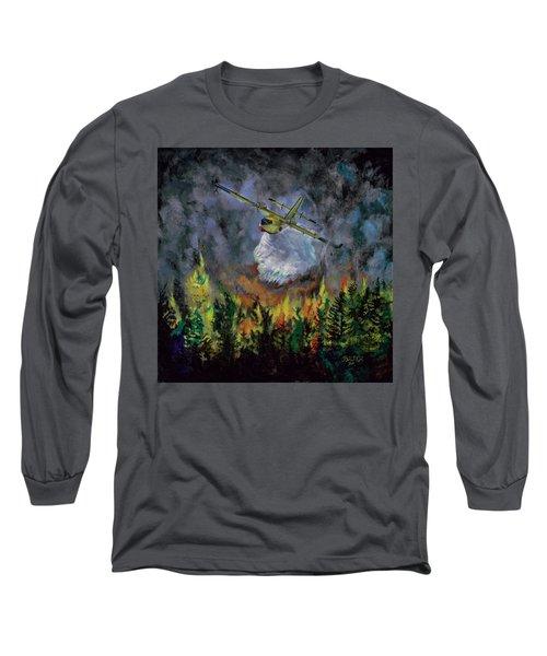 Firestorm Long Sleeve T-Shirt