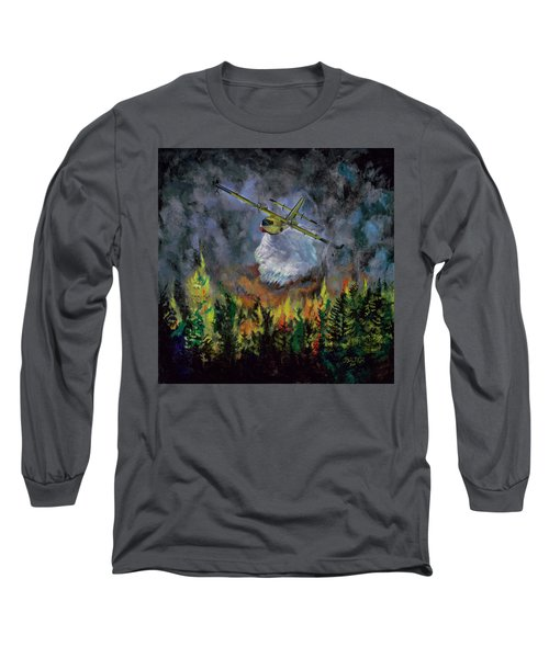 Firestorm Long Sleeve T-Shirt