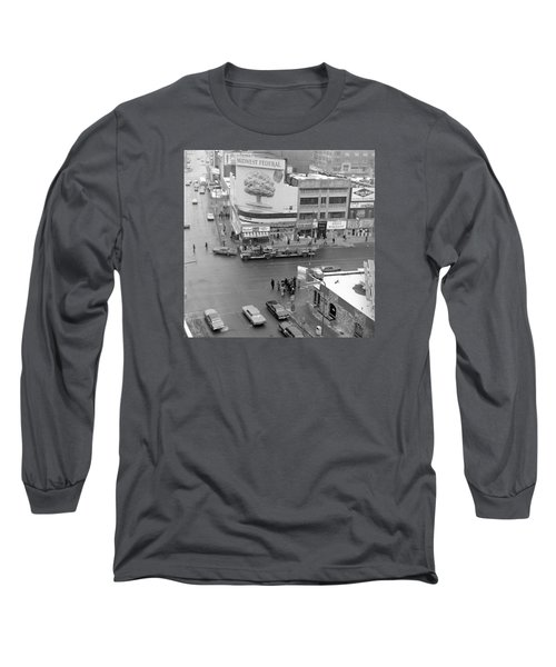Firetruck Heads Down Hennepin Long Sleeve T-Shirt