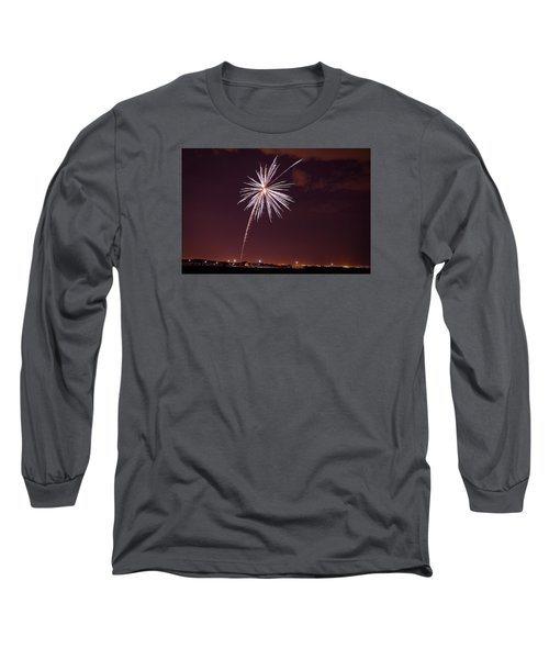 Fireworks July4 2013 Long Sleeve T-Shirt